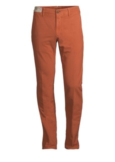 Incotex Tapered Flat Front Pants