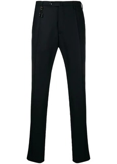 Incotex tapered fit trousers