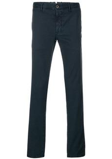 Incotex welt pocket trousers