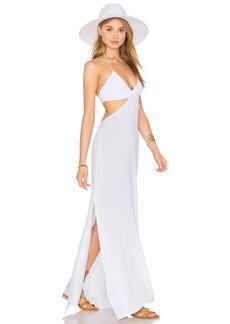 Indah Blaze Cutout Maxi Dress