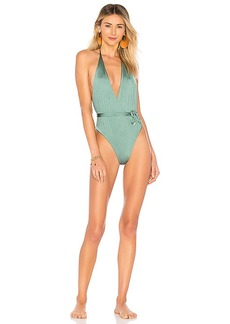 Indah Boca Wrap One Piece