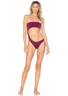 Indah Colt Knot One Piece