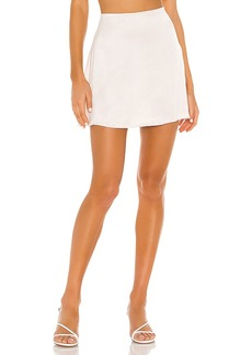 Indah Dandelion Mini Skirt