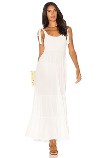 Indah Doe Maxi in Ivory. - size S (also in XS,L)