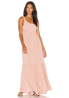 Indah Doe Maxi in Rose. - size L (also in S,XS,M)