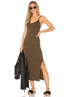 Indah Licorice Dress in Army. - size 0 / XS (also in 1 / S,2 / M,3 / L)