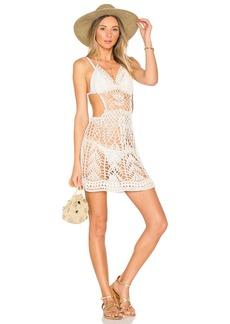 Indah Poppy Mini Dress