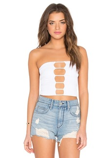 Indah Smocked Tube Top