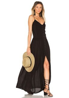 Indah Studded Maxi Dress