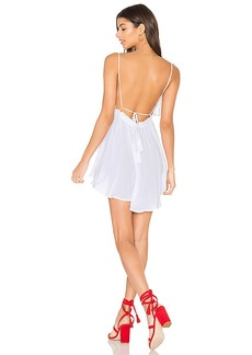 Indah Tahani Dress in White. - size L (also in M,S,XS)