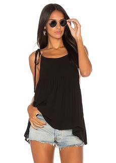 Indah Tilly Cami in Black. - size M (also in S,XS)