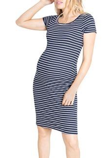 Ingrid & Isabel Short-Sleeve T-Shirt Maternity Dress