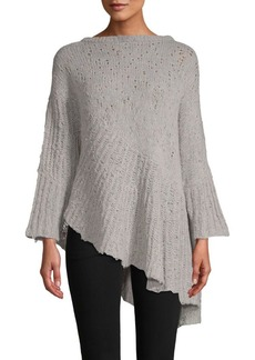 Inhabit Bell-Sleeve Sweater