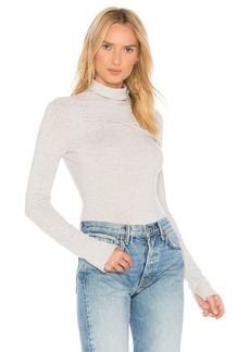 Inhabit Cashmere Turtleneck Sweater