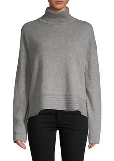 Inhabit Cashmere Turtleneck Sweater