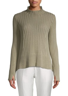 Inhabit Chunky Cotton Sweater
