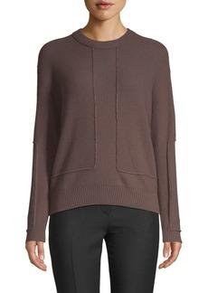 Inhabit Crewneck Cashmere Sweater