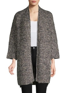 Inhabit Longline Open Cardigan