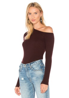 Inhabit One Shoulder Sweater