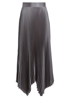 Intermix Bella Pleated Midi Skirt