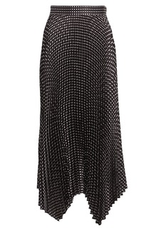 Intermix Bella Printed Midi Skirt
