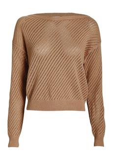 Intermix Colette Off-The-Shoulder Sweater