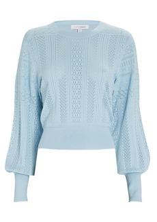 Intermix Cyndi Pointelle Sweater