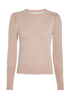 Intermix Greta Wool-Blend Lurex Sweater