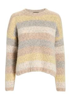 Intermix Henrietta Striped Sweater