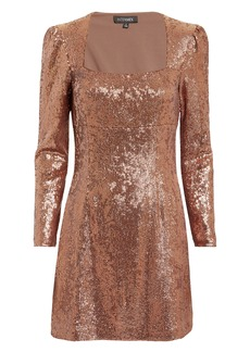 Intermix Hilary Sequin Dress