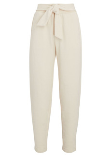Intermix Lulu Tie-Waist Sweatpants