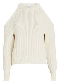 Intermix Marina Cold-Shoulder Sweater