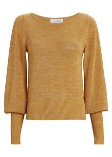 Intermix Mira Bishop Sleeve Sweater