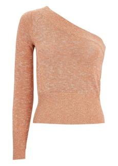 Intermix Mykela One-Shoulder Sweater