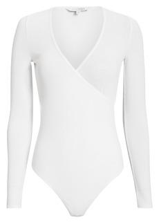 Intermix Nevin White Bodysuit
