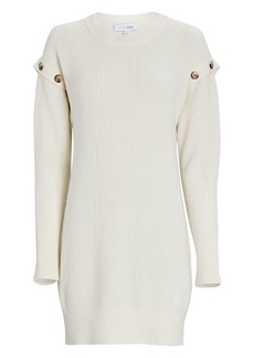 Intermix Nora Mini Sweater Dress