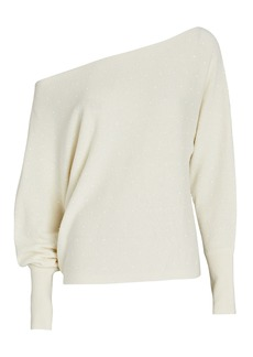 Intermix Riley Off-the-Shoulder Sweater