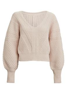 Intermix Yvette V-Neck Sweater