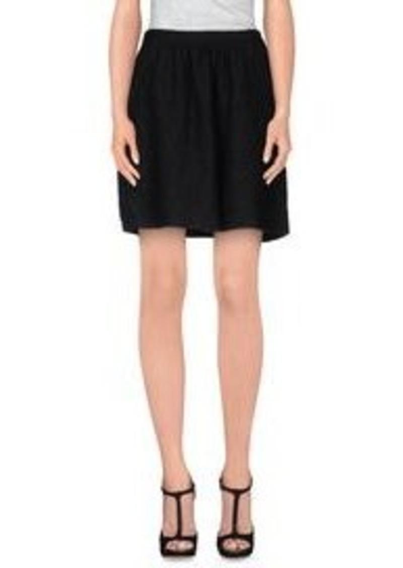 intropia intropia knee length skirt skirts shop it to me