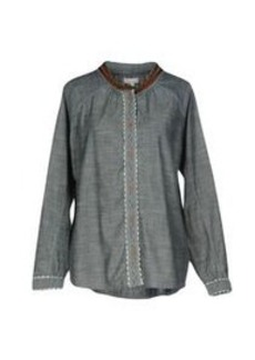 INTROPIA - Solid color shirts & blouses