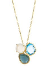Ippolita 18K Gold Rock Candy(R) Mixed Stone Pendant Necklace