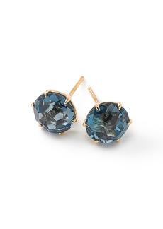 Ippolita 18k Rock Candy Medium Round Stud Earrings