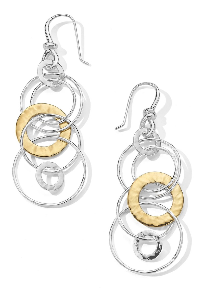 Ippolita Chimera Classico Jet Set Earrings