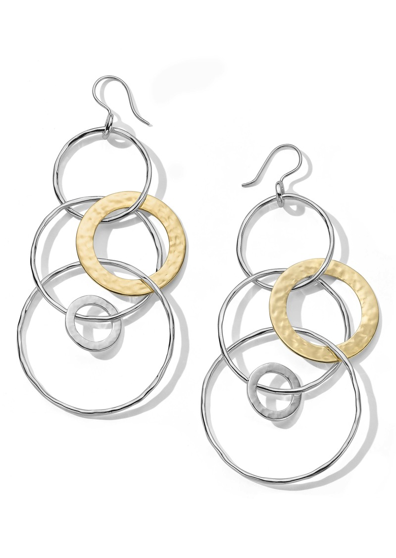 Ippolita Chimera Classico Large Jet Set Earrings