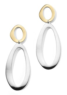 Ippolita Chimera Classico Long Snowman Earrings