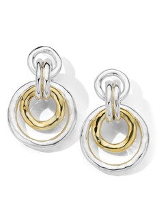 Ippolita Chimera Classico Medium Drop Hoop Earrings