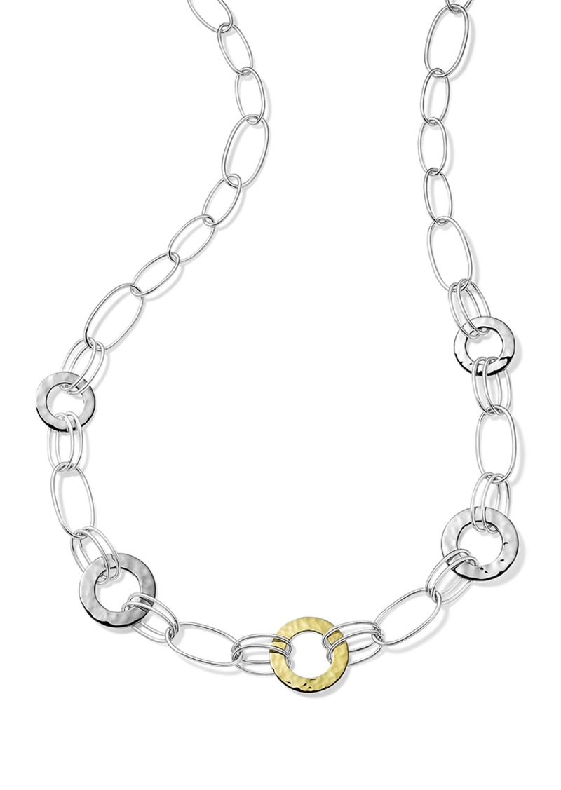 Ippolita Chimera Classico Mixed Link Chain Necklace