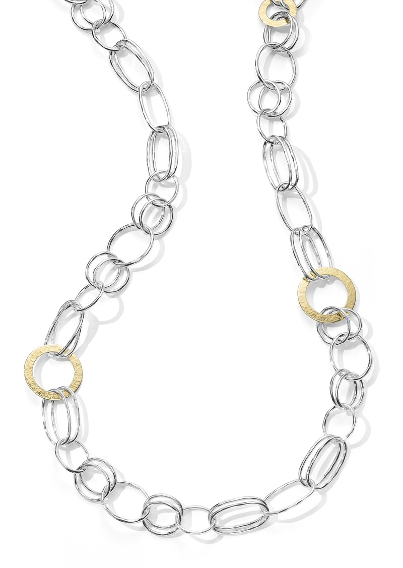 Ippolita Chimera Classico Mixed Link Necklace