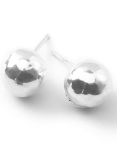 Ippolita Classico Half Ball Stud Earrings