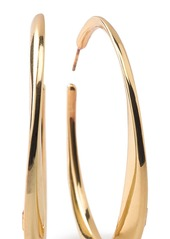Ippolita Classico Large 18K Gold Hoop Earrings